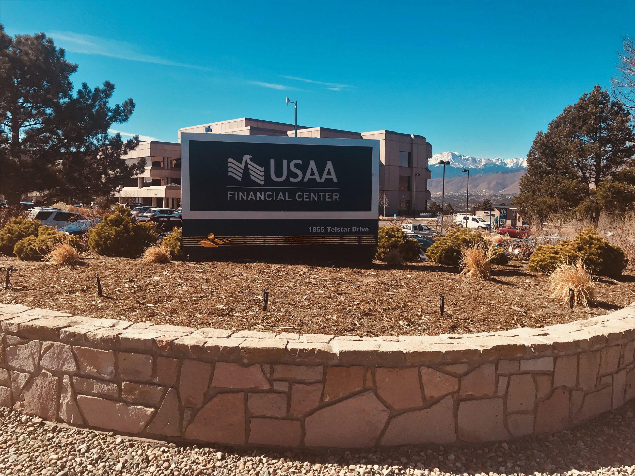USAA - Colorado Springs Campus