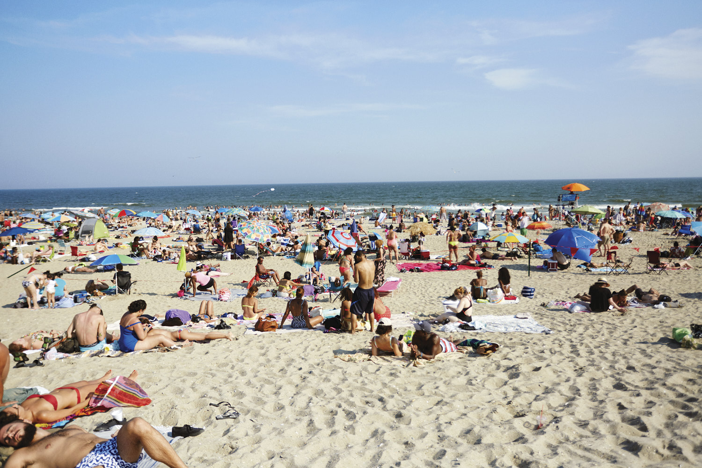 Rockaway Beach/Bon Appetit