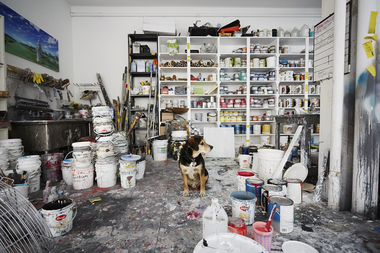Oliphant Studio/Four & Sons