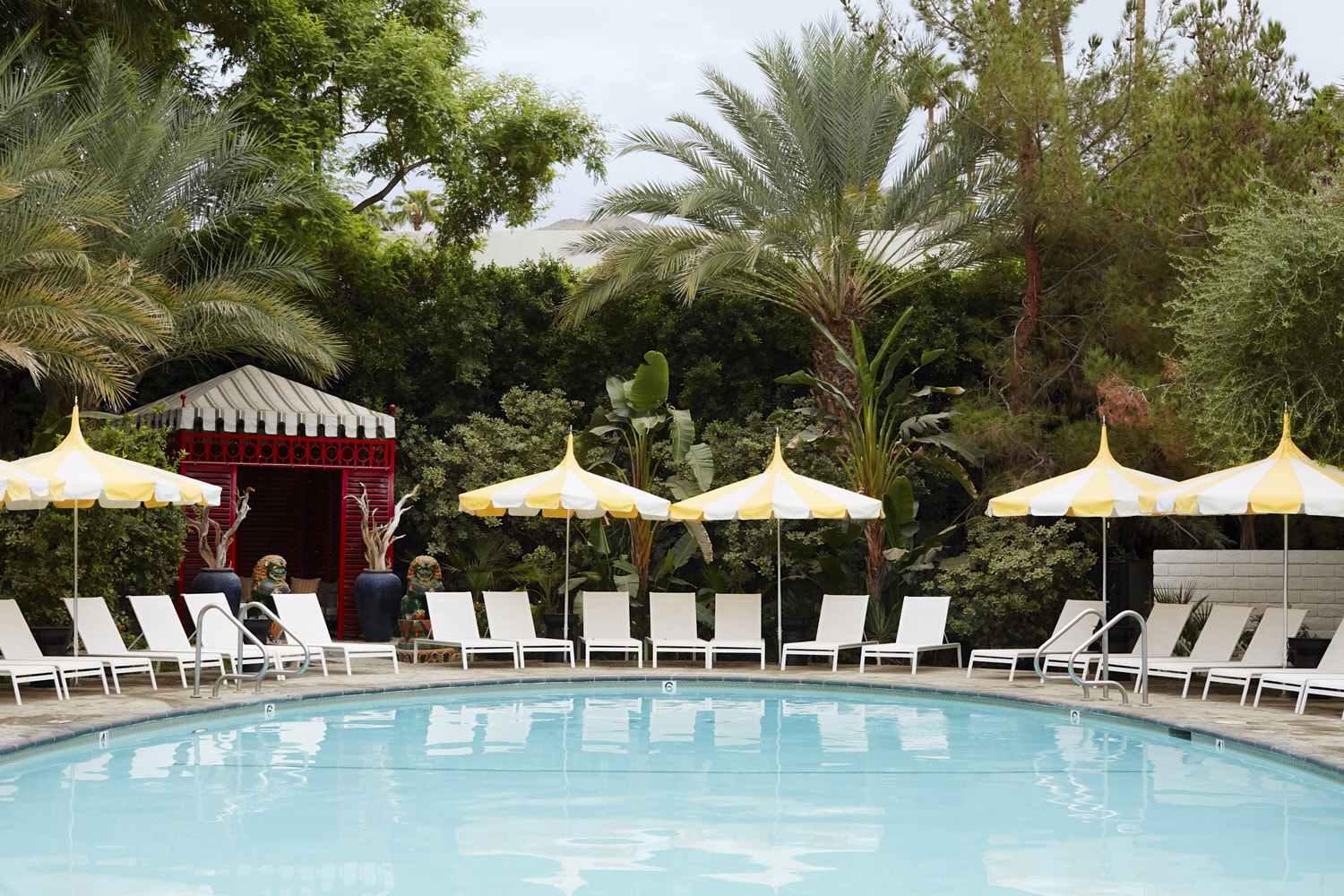Jonathan Adler & Parker Palm Springs/T: The New York Times Style Magazine