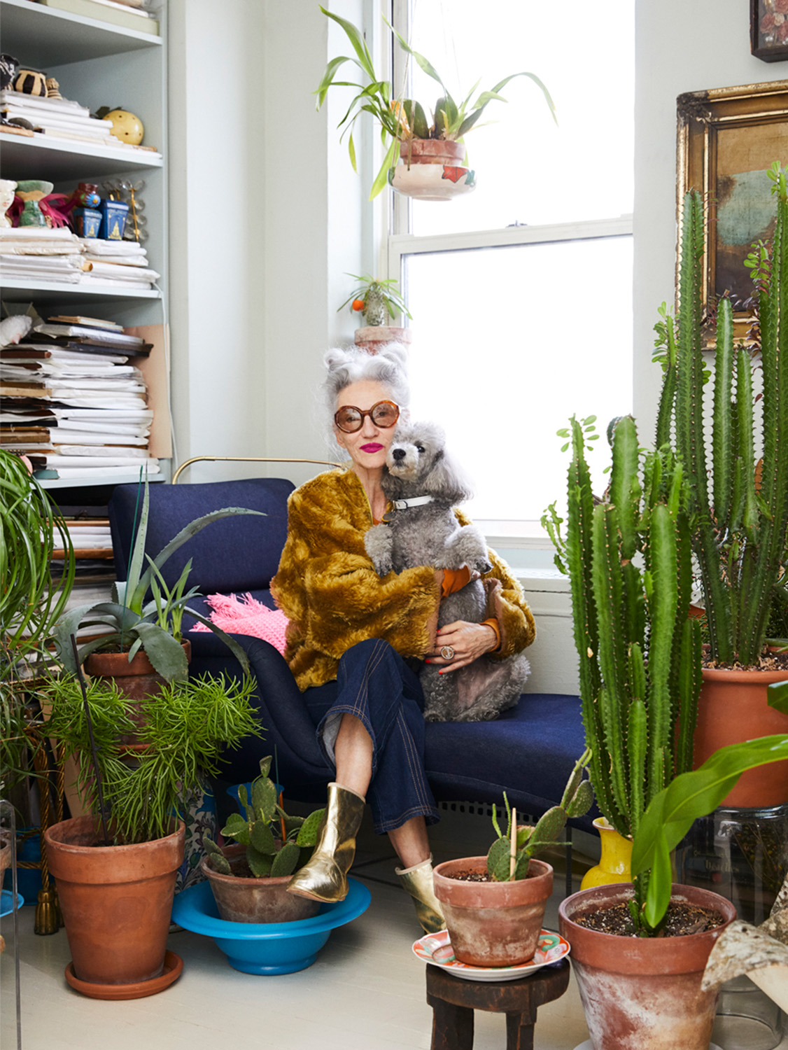 Linda Rodin and Winks/Four & Sons