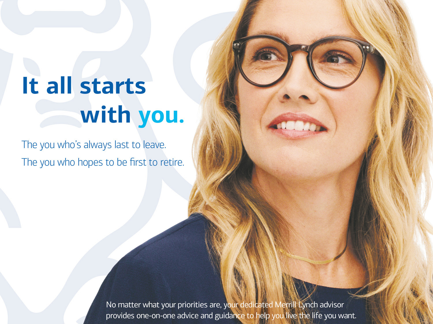 Merrill Lynch - It All Starts With You