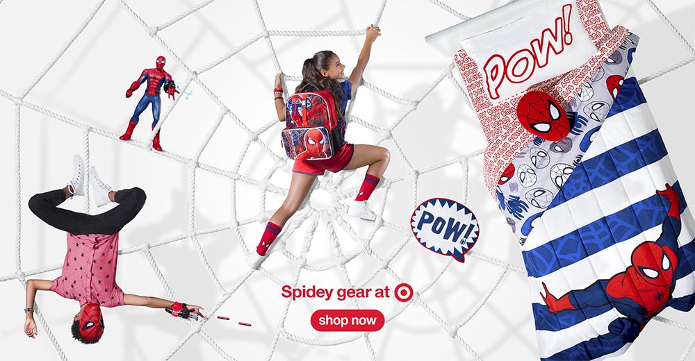 Target x Spiderman