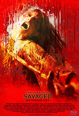 Savaged Poster Bluray Poster-2.jpg