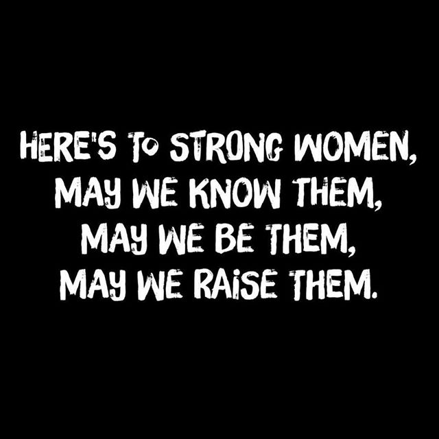 There are so many strong women in this world. We try to give you a little peak into some of their lives in our podcast. #womeninadaypodcast #womensstories #podcast #womenpodcasters #strongwomen