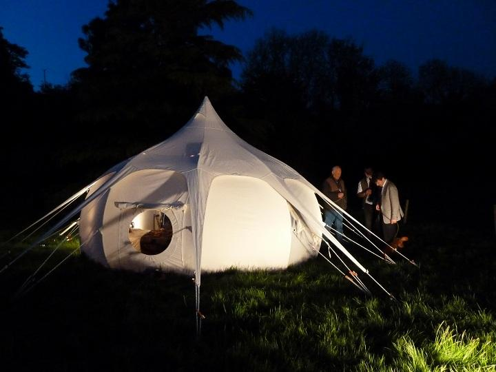 Enjoy nights under the stars in rural Sussex