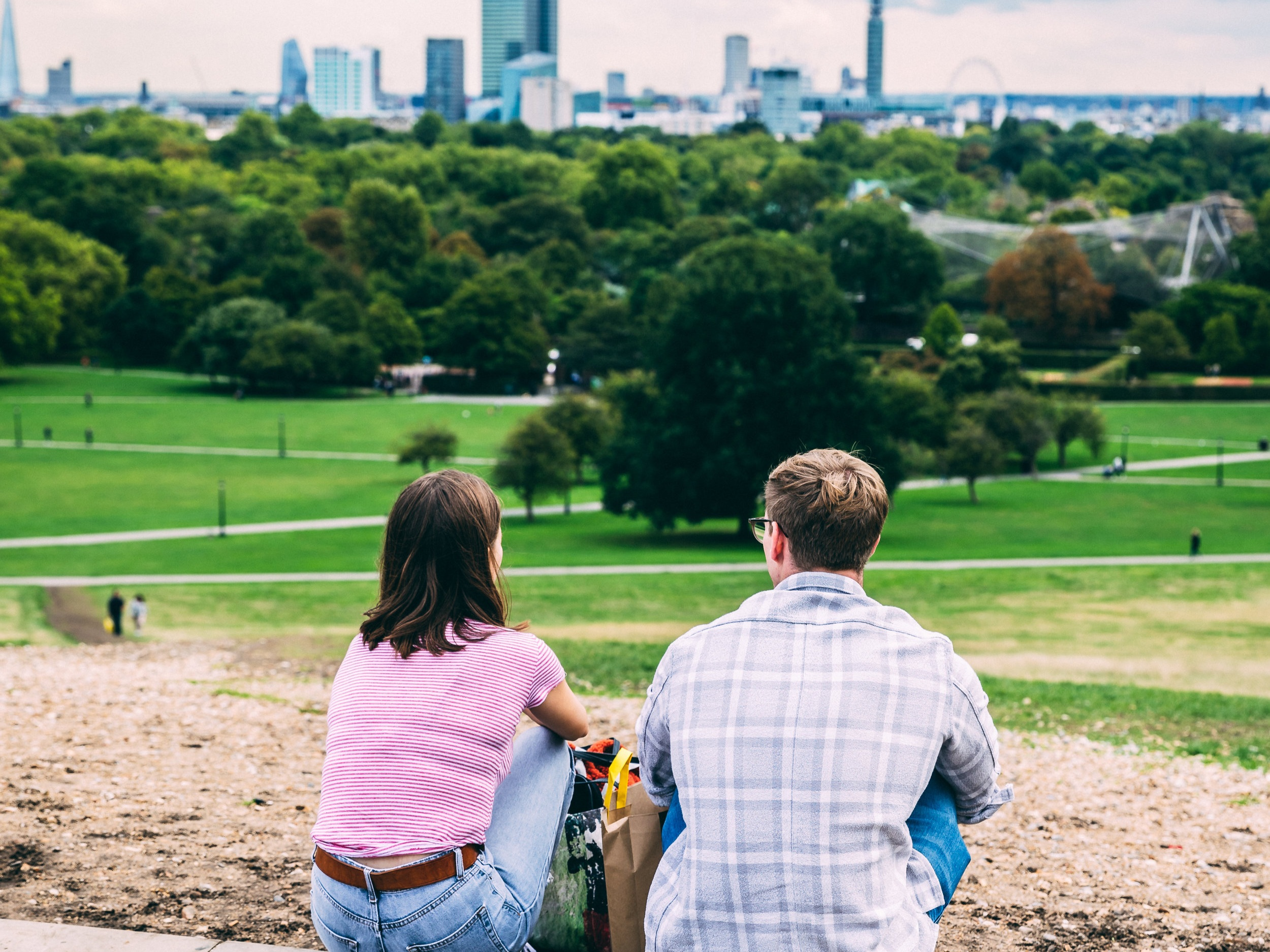 Other towns must have something like Primrose Hill…