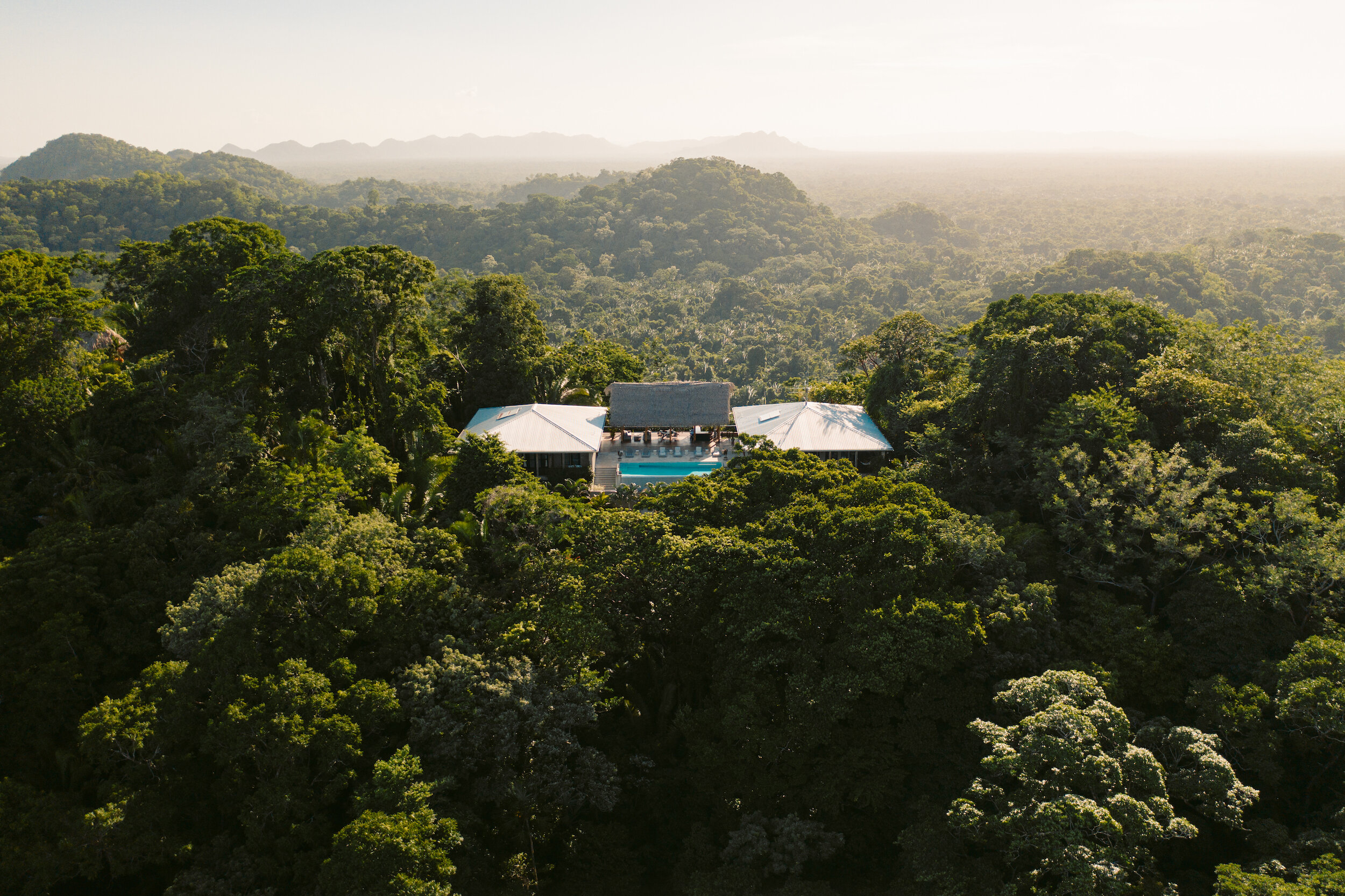 Copal Tree Lodge   Luxury Jungle Resort in Belize