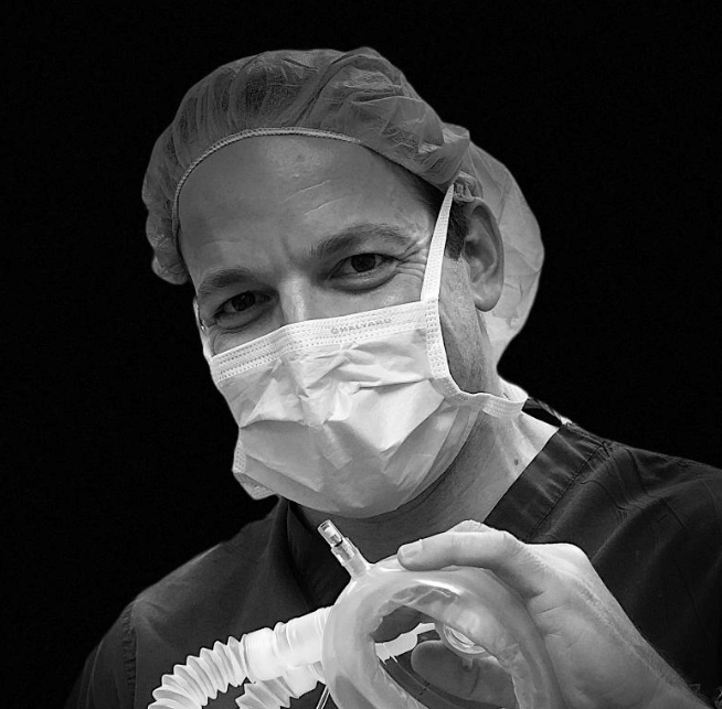 Roy Berenholtz, MD - BOARD CERTIFIED ANESTHESIOLOGY