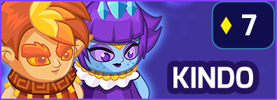 Kindo — Boost hero health and damage