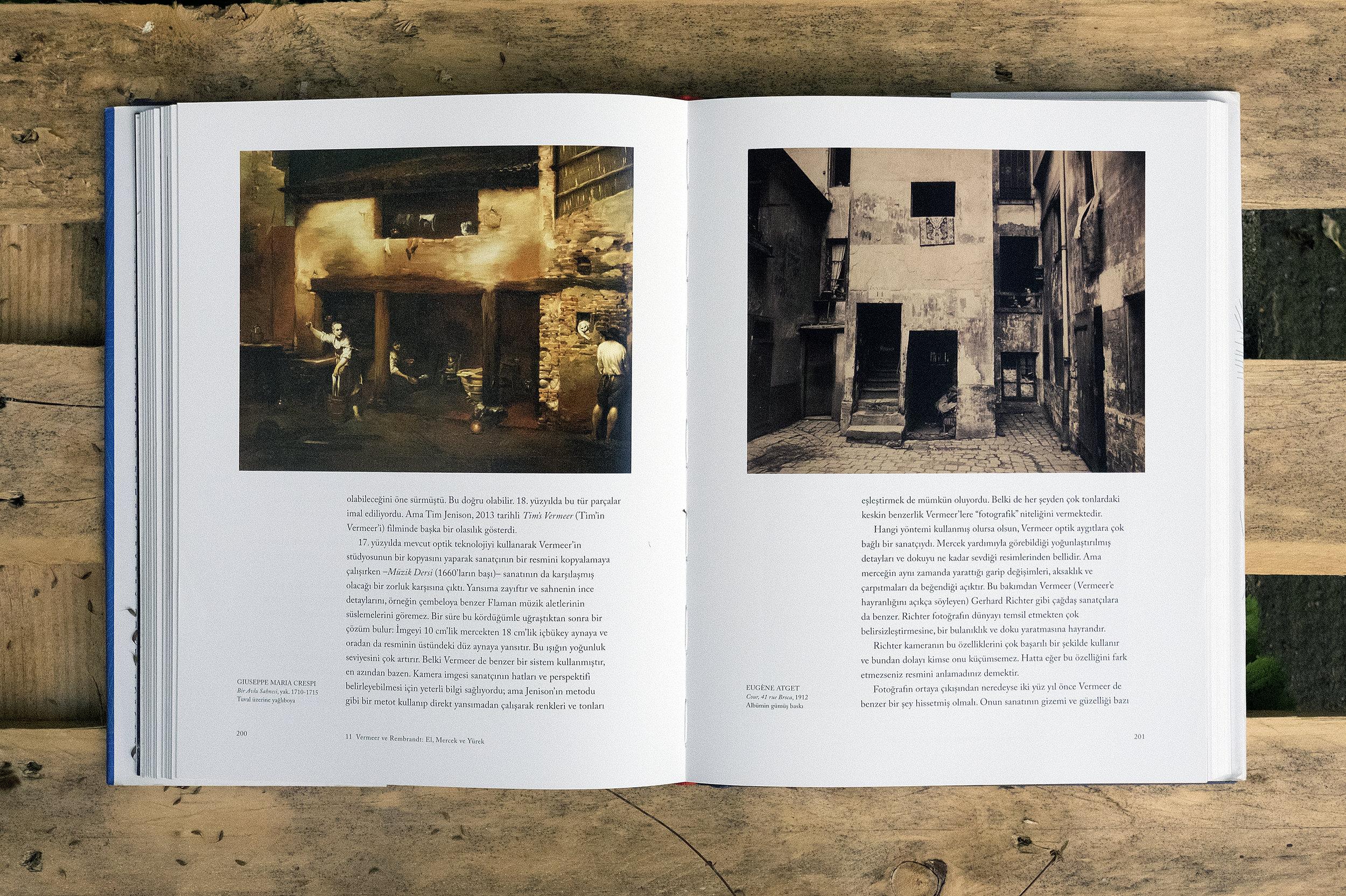 A History of Pictures, David Hockney and Martin Gayford, Y.K.Y. Publishing. Photos: Zeynep Beler.