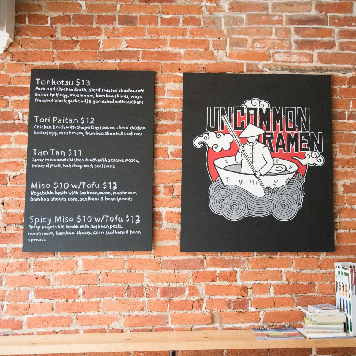 uncommon ramen - Sol Kitchen has recently welcomed Chef Andrew Ko from NYC to share our gorgeous space on Bridge Street. Uncommon Ramen, a brand new Ramen restaurant, operates out of Sol Kitchen every Thursday-Sunday, from 5pm