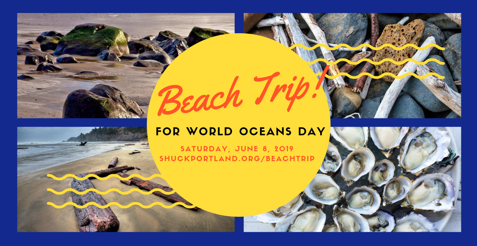 Copy of Beach Trip! World Oceans Day