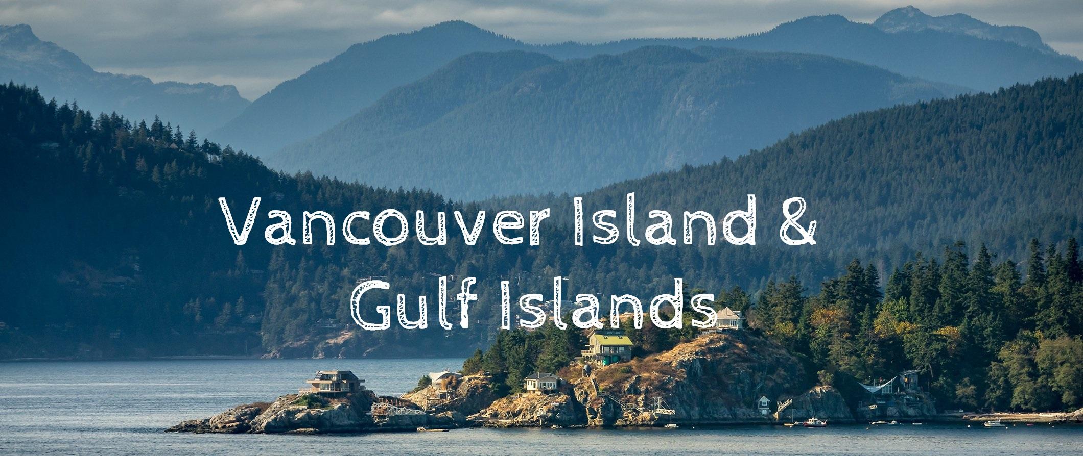 Vancouver Island and Gulf Island