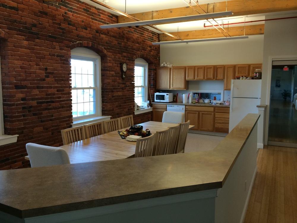 Main Kitchen Area