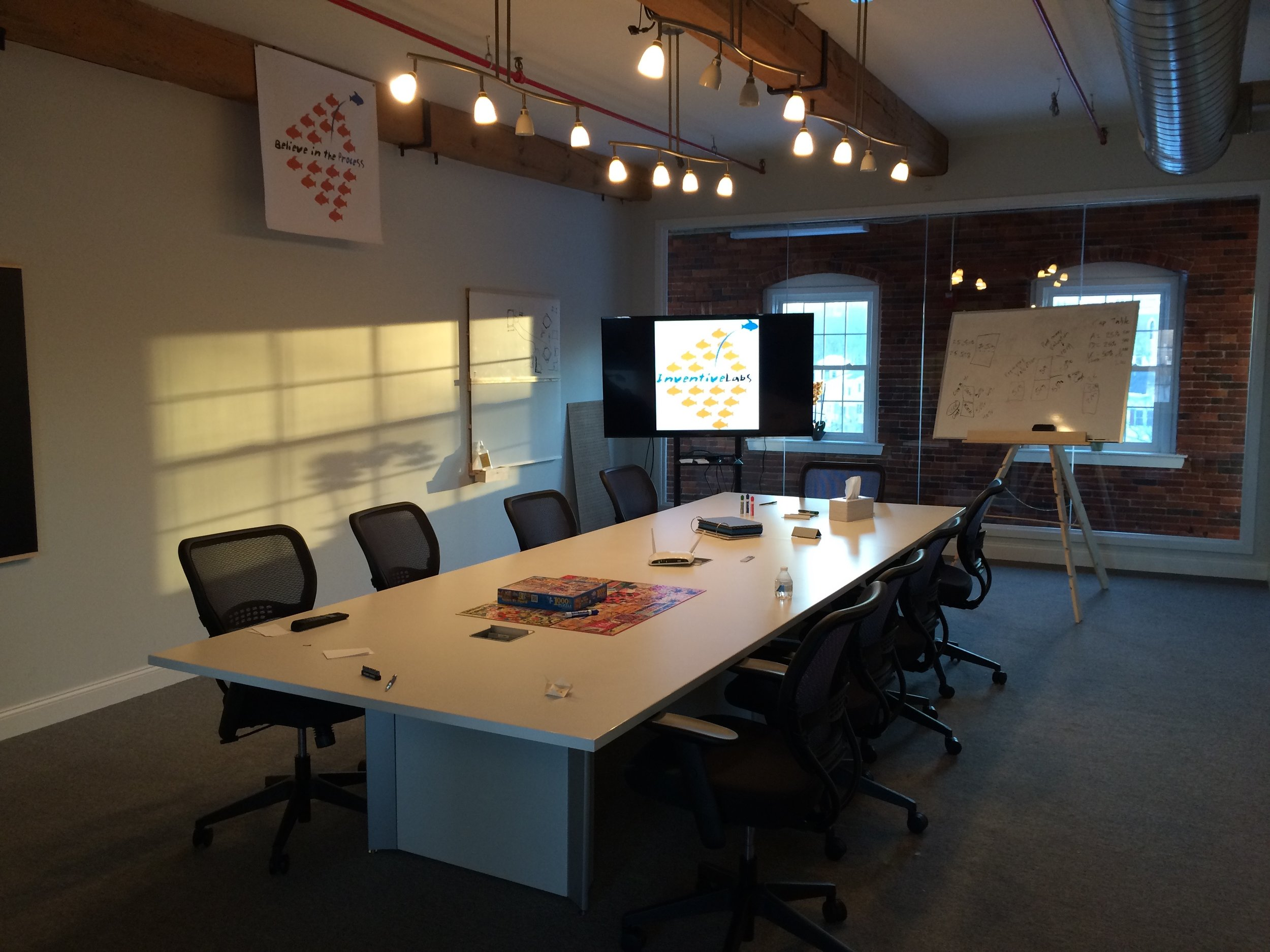 Gorgeous Conference Room