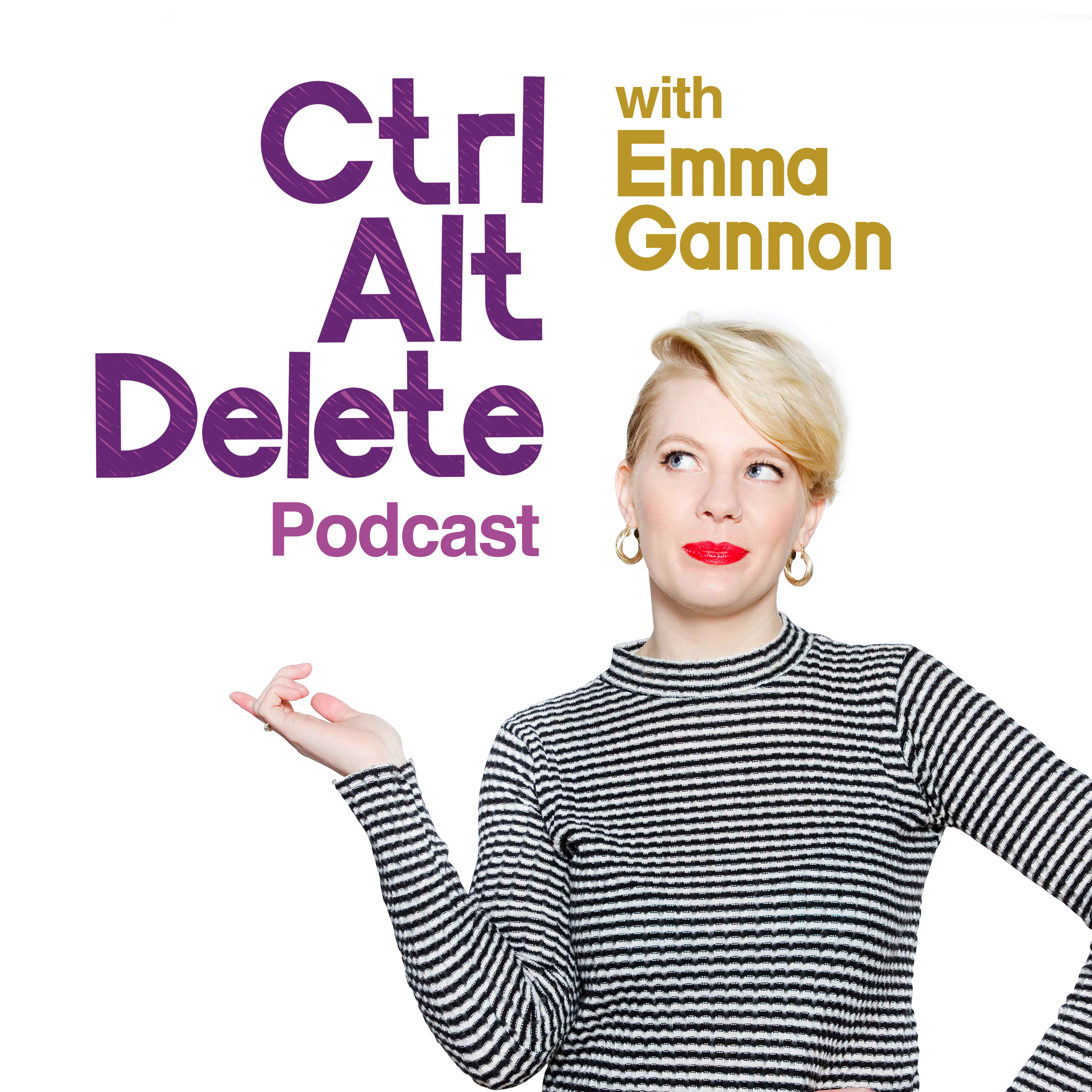 One of my all time favourite podcasts Emma Gannon interiews some very inspirational people, thought provoking, motivating and thoroughly entertaining.  CTRL ALT DELETE
