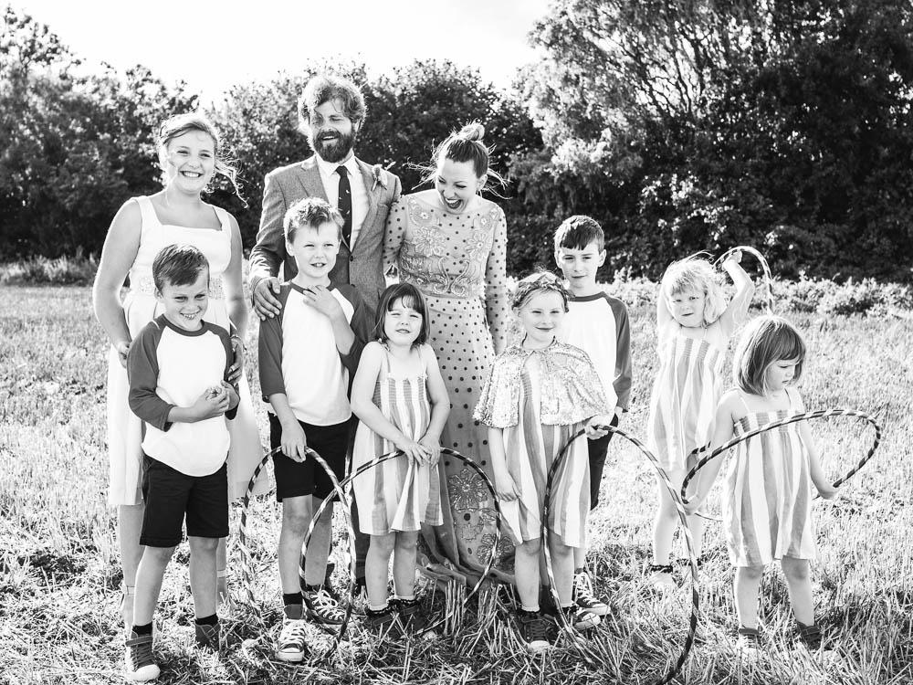 Amy O'Boyle Photography, Destination & UK Fine Art Film Wedding Photographer, DIY Carnival Farm Wedding with May Pole-11.jpg