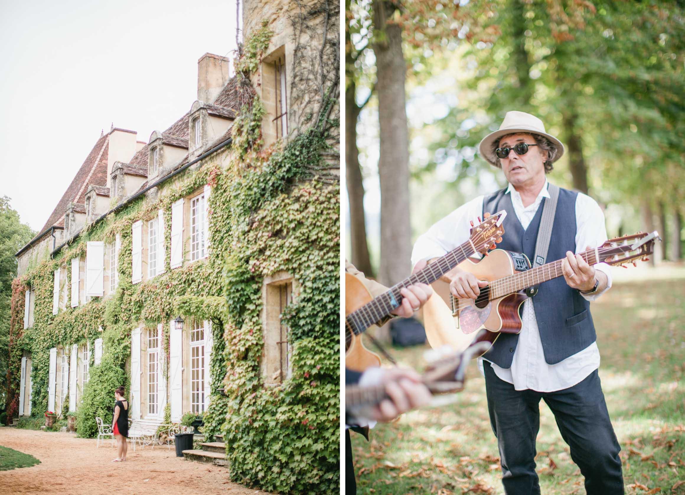 Amy O'Boyle Photography, Destination & UK Fine Art Film Wedding Photographer, Chateau Cazenac Wedding, France Dordogne Wedding Photographer 2.jpg