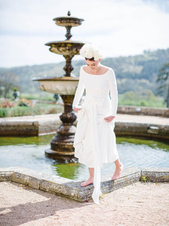 Amy O'Boyle Photography, Destination & UK Fine Art Film Wedding Photographer, Pynes House Wedding Devon-24.jpg
