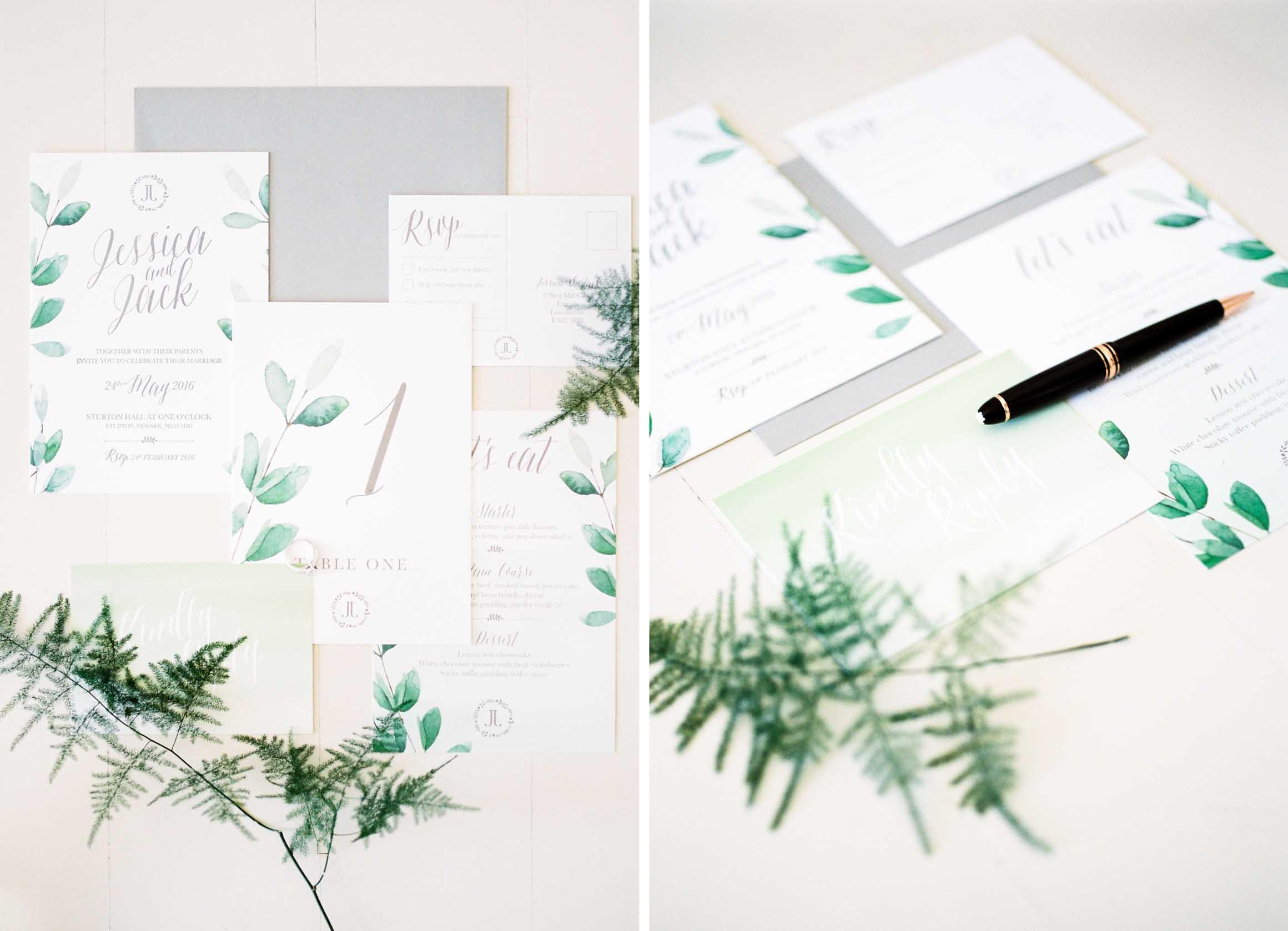 Amy O'Boyle Photography- Destination & UK Fine Art Film Wedding Photographer- Stubton Hall Wedding Shoot 5.jpg