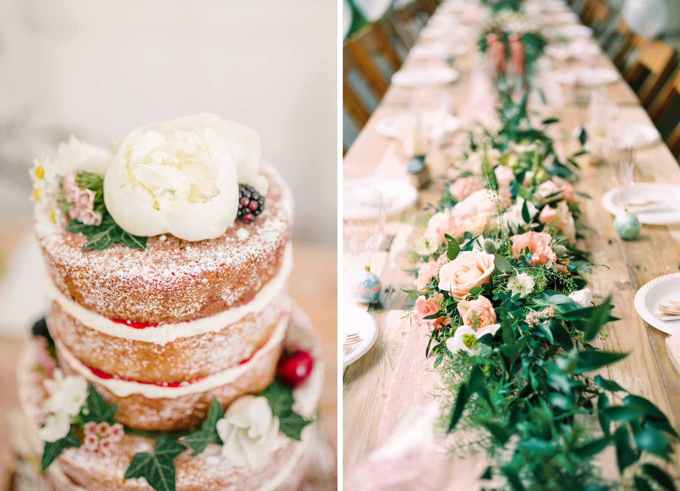 Amy O'Boyle Photography- Destination & UK Fine Art Film Wedding Photographer- London Garden Wedding At Home 8.jpg
