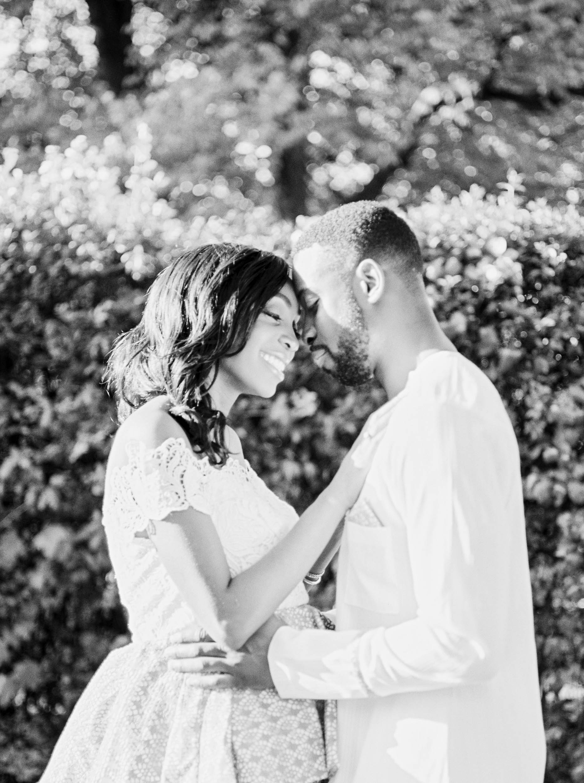 Amy O'Boyle Photography- Destination & UK Fine Art Film Wedding Photographer- London Garden Wedding At Home-2.jpg