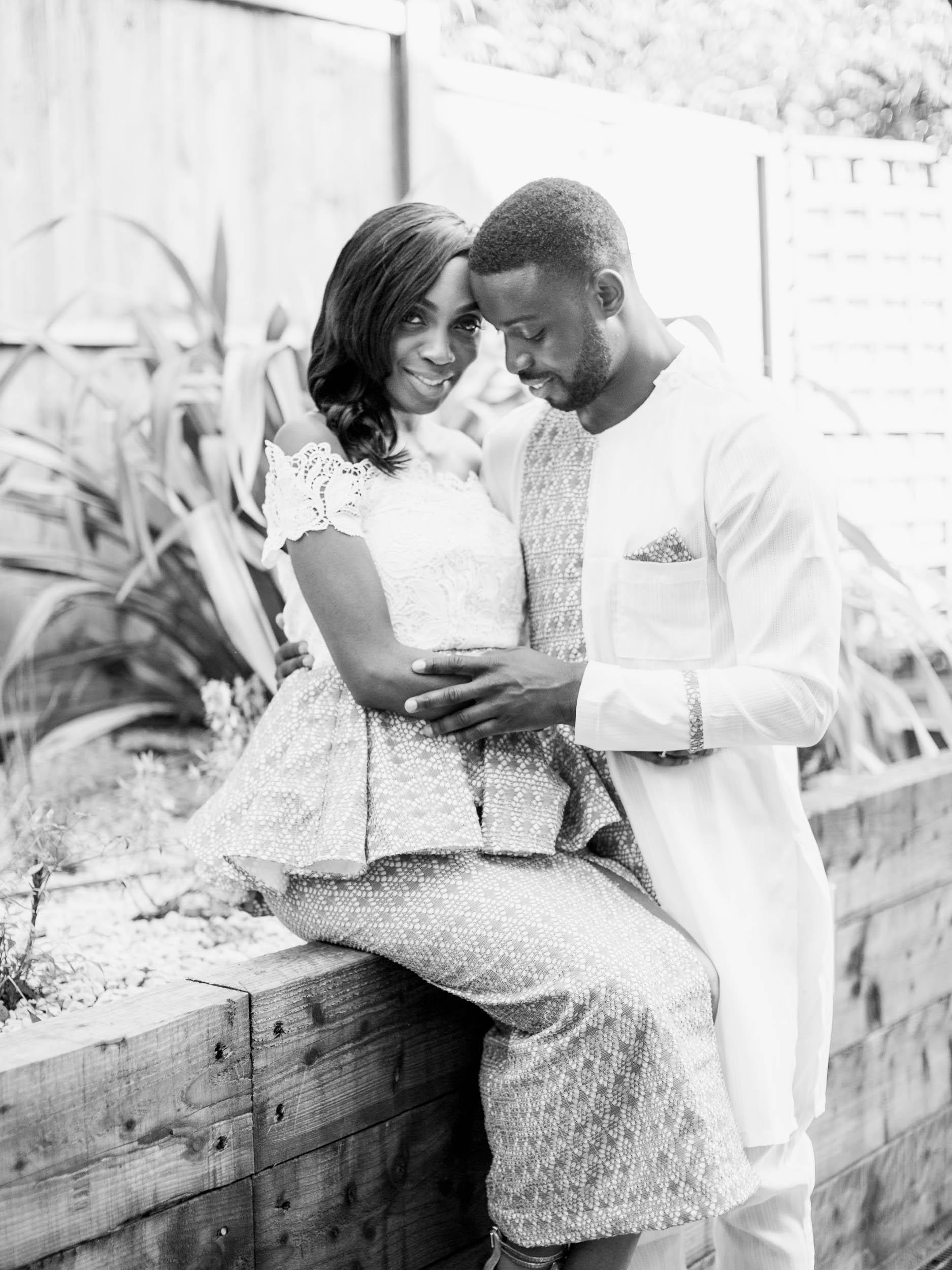 Amy O'Boyle Photography- Destination & UK Fine Art Film Wedding Photographer- London Garden Wedding At Home-21.jpg