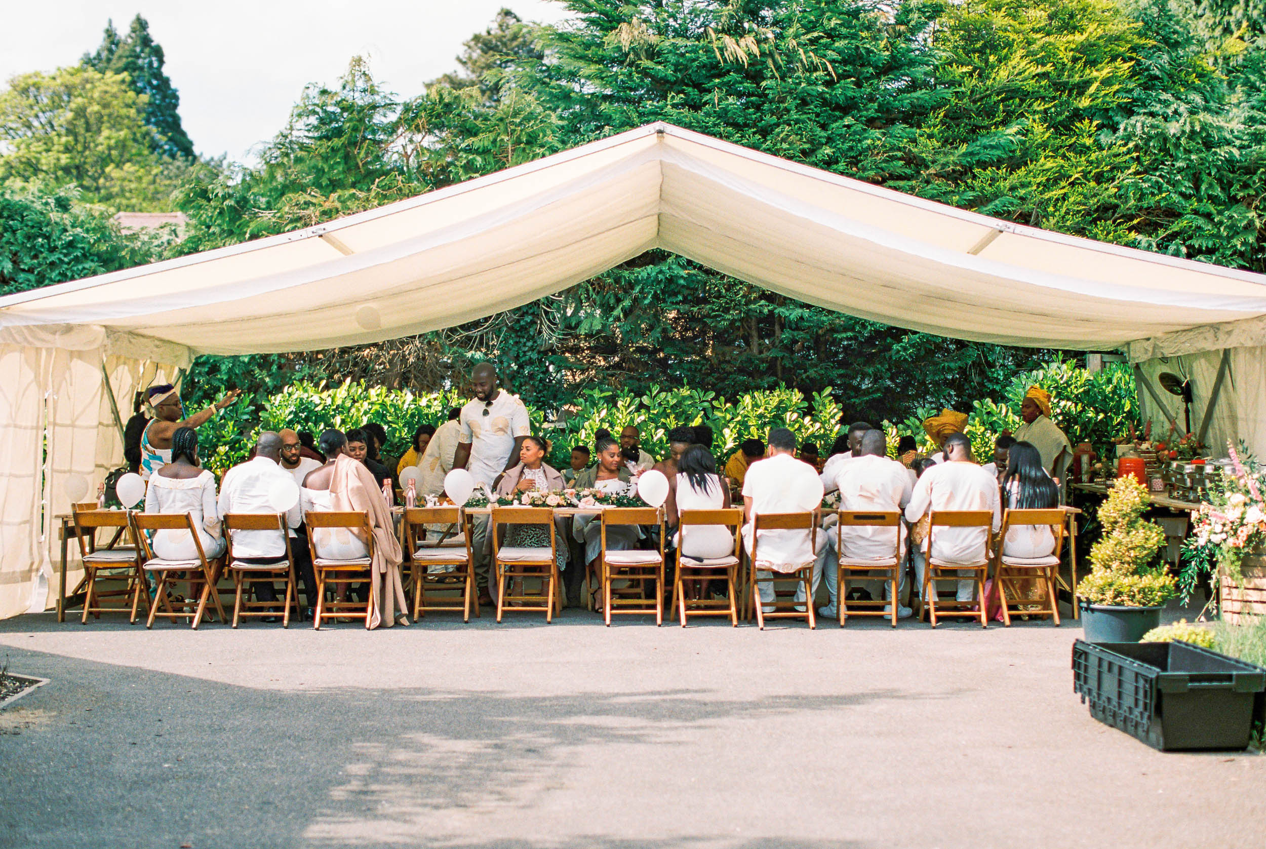 Amy O'Boyle Photography- Destination & UK Fine Art Film Wedding Photographer- London Garden Wedding At Home-38.jpg