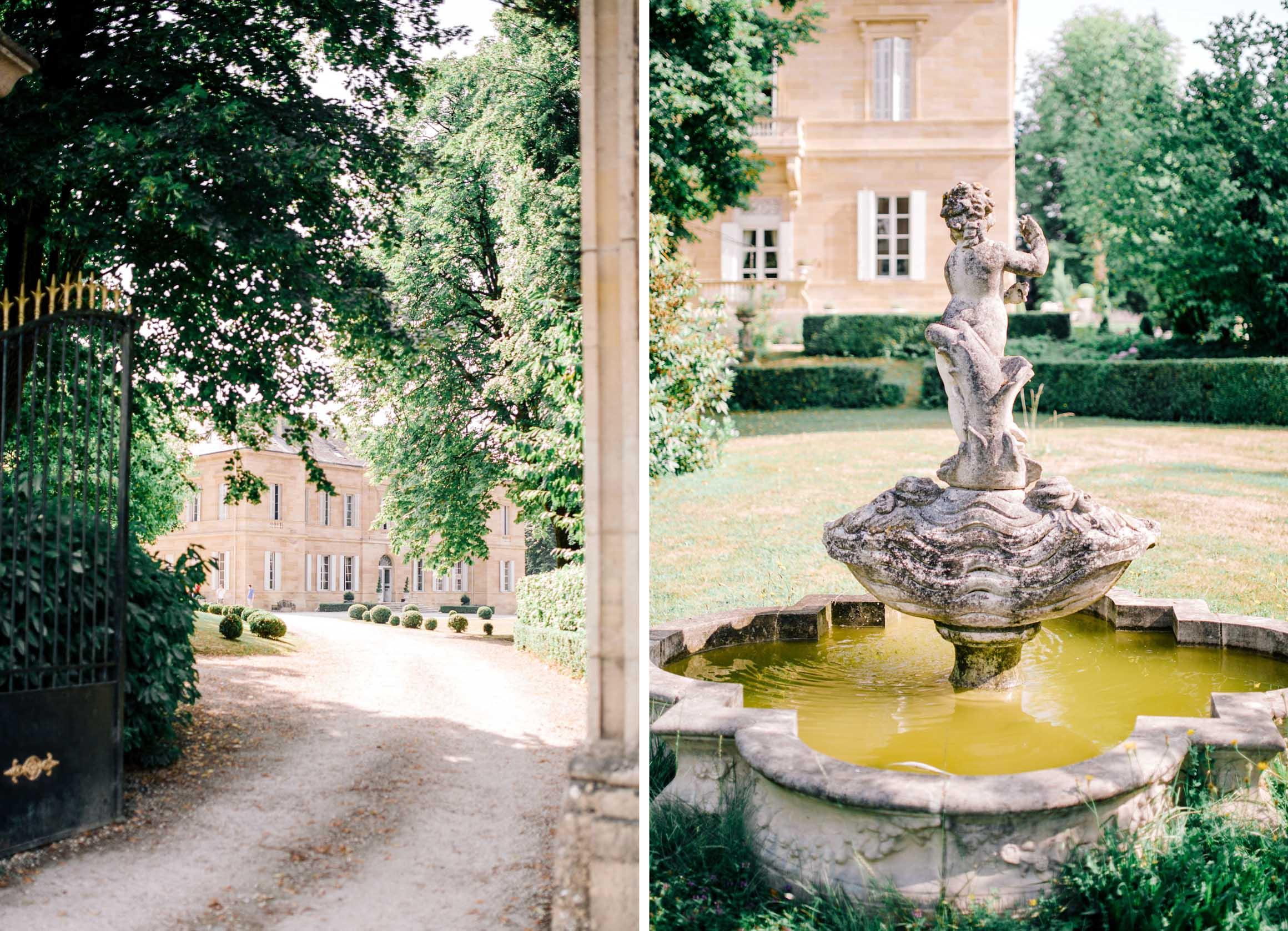 Amy O'Boyle Photography- Destination & UK Fine Art Film Wedding Photographer- Chateau La Durantie Wedding 2.jpg