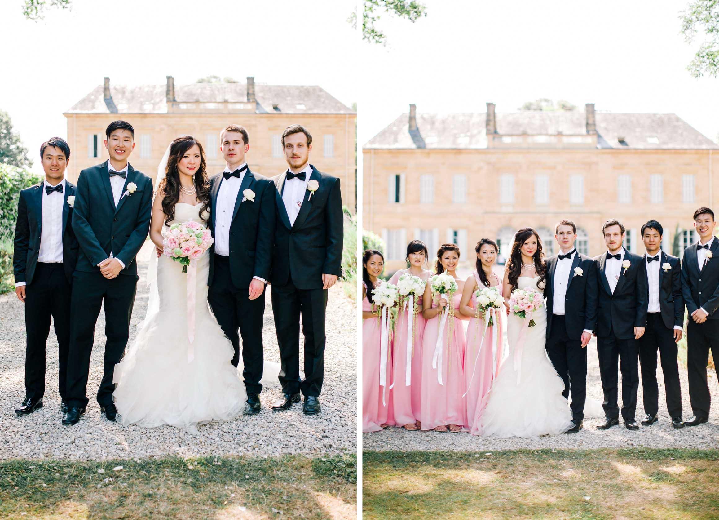 Amy O'Boyle Photography- Destination & UK Fine Art Film Wedding Photographer- Chateau La Durantie Wedding 8.jpg