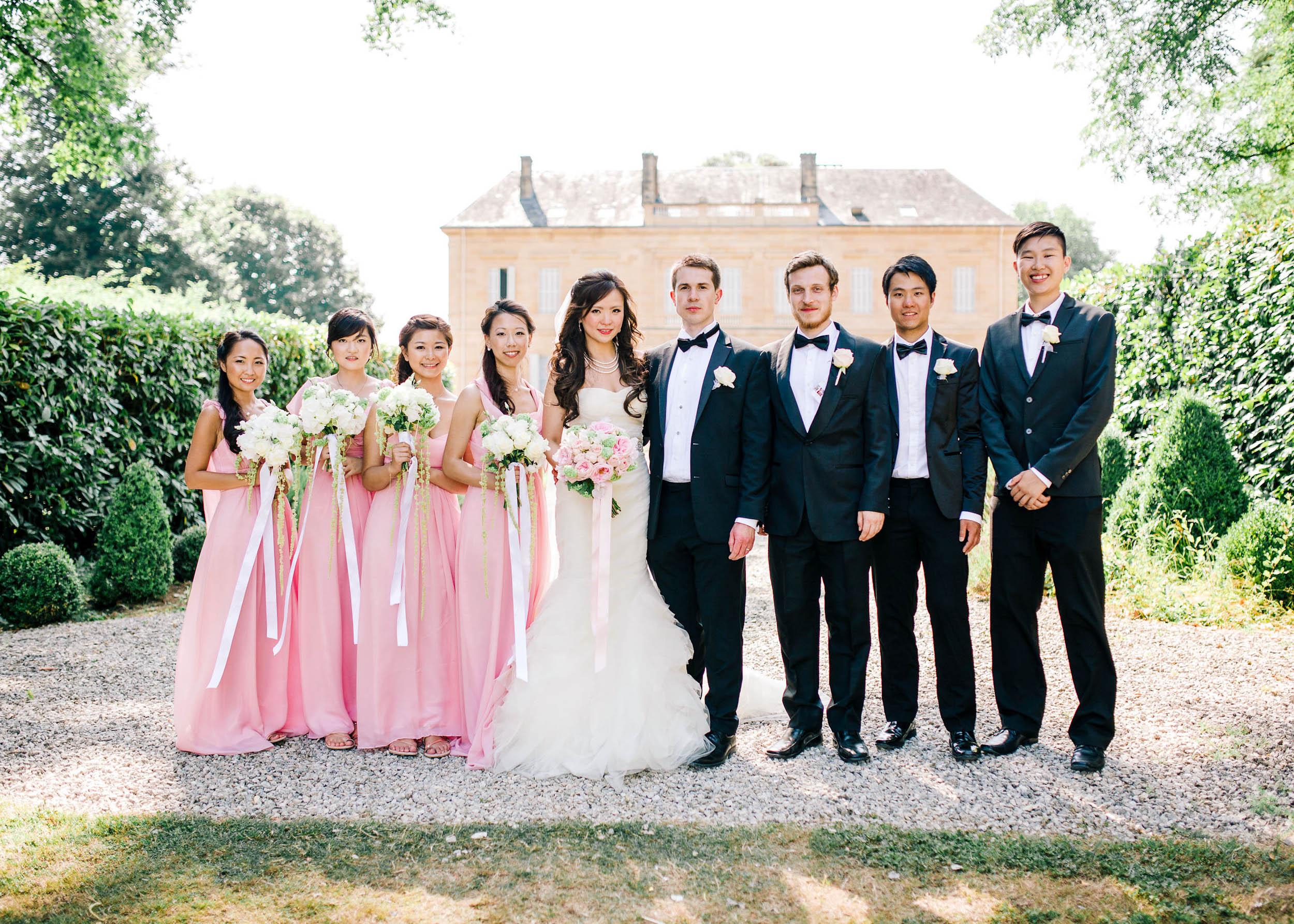 Amy O'Boyle Photography- Destination & UK Fine Art Film Wedding Photographer- Chateau La Durantie Wedding-21.jpg