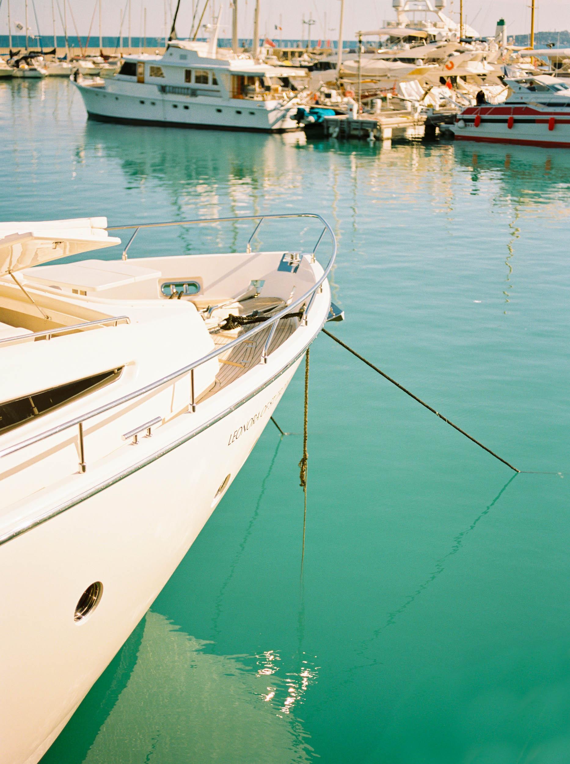 Amy O'Boyle Photography- Destination & UK Fine Art Film Wedding Photographer- South of France Hotel Du Cao Eden Roc St Tropez Yacht-6.jpg