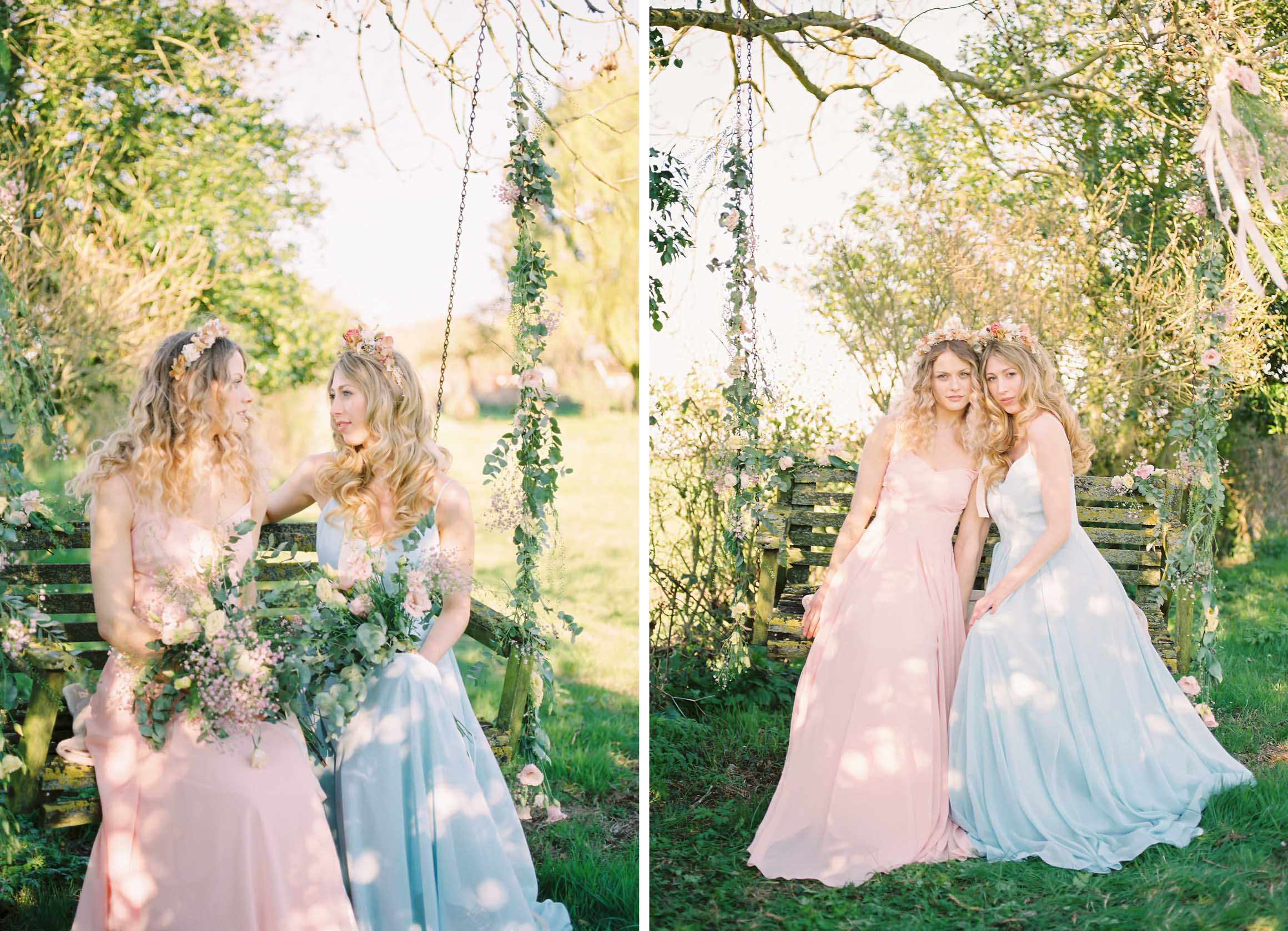 Amy O'Boyle Photography- Destination & UK Fine Art Film Wedding Photographer- TH&TH Bridesmaid Dress Shoot 2.jpg