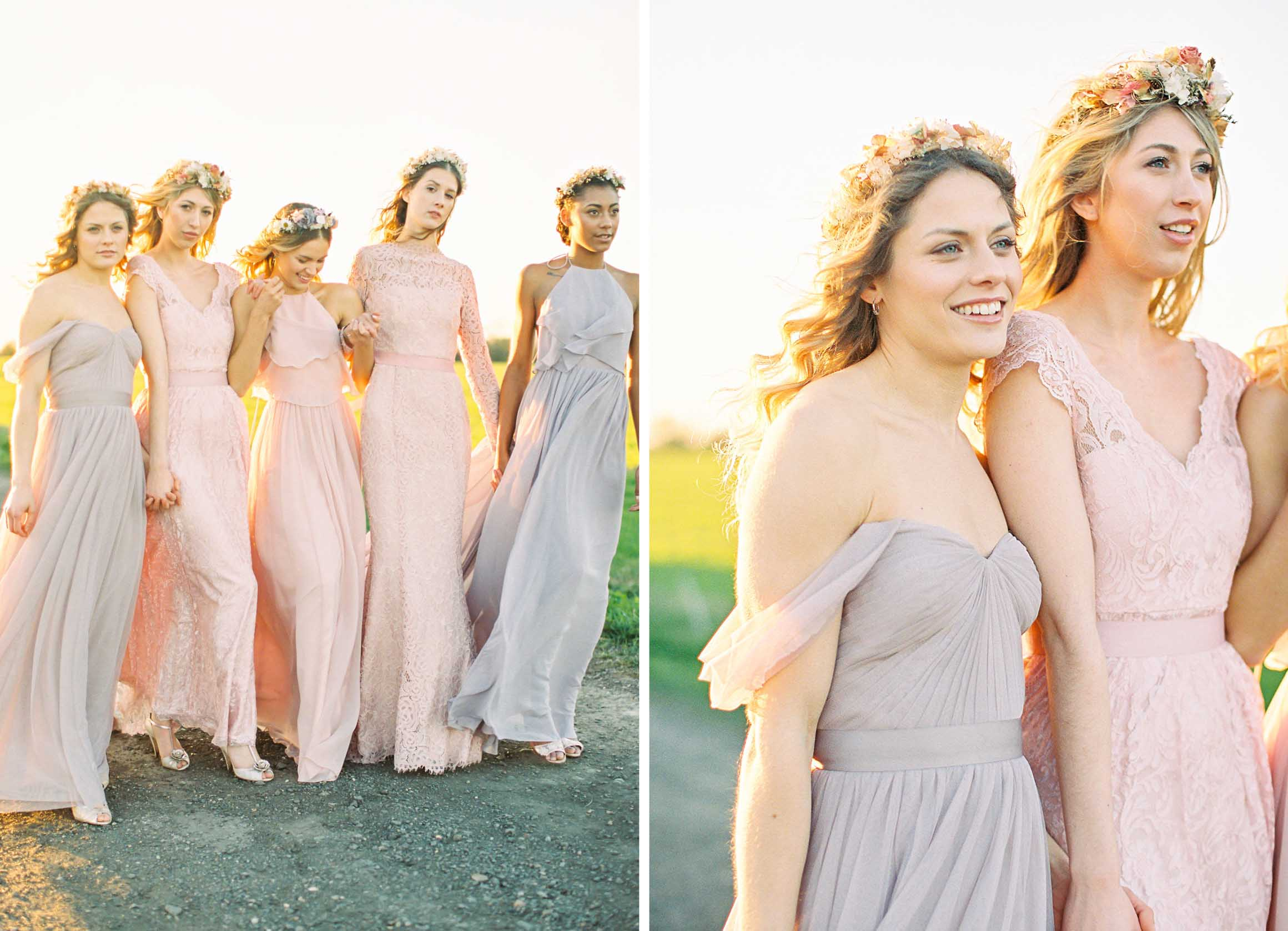 Amy O'Boyle Photography- Destination & UK Fine Art Film Wedding Photographer- TH&TH Bridesmaid Dress Shoot 3.jpg