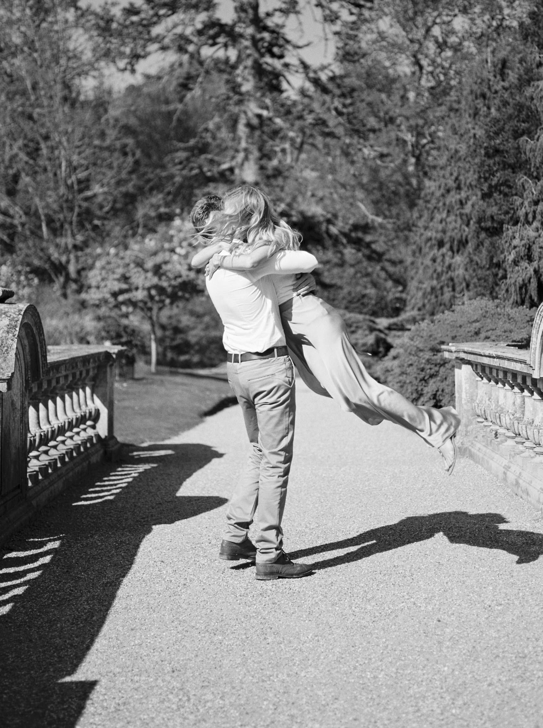 Amy O'Boyle Photography- Destination & UK Fine Art Film Wedding Photographer- Sheffield Park Garden National Trust Spring Engagement Shoot-33.jpg