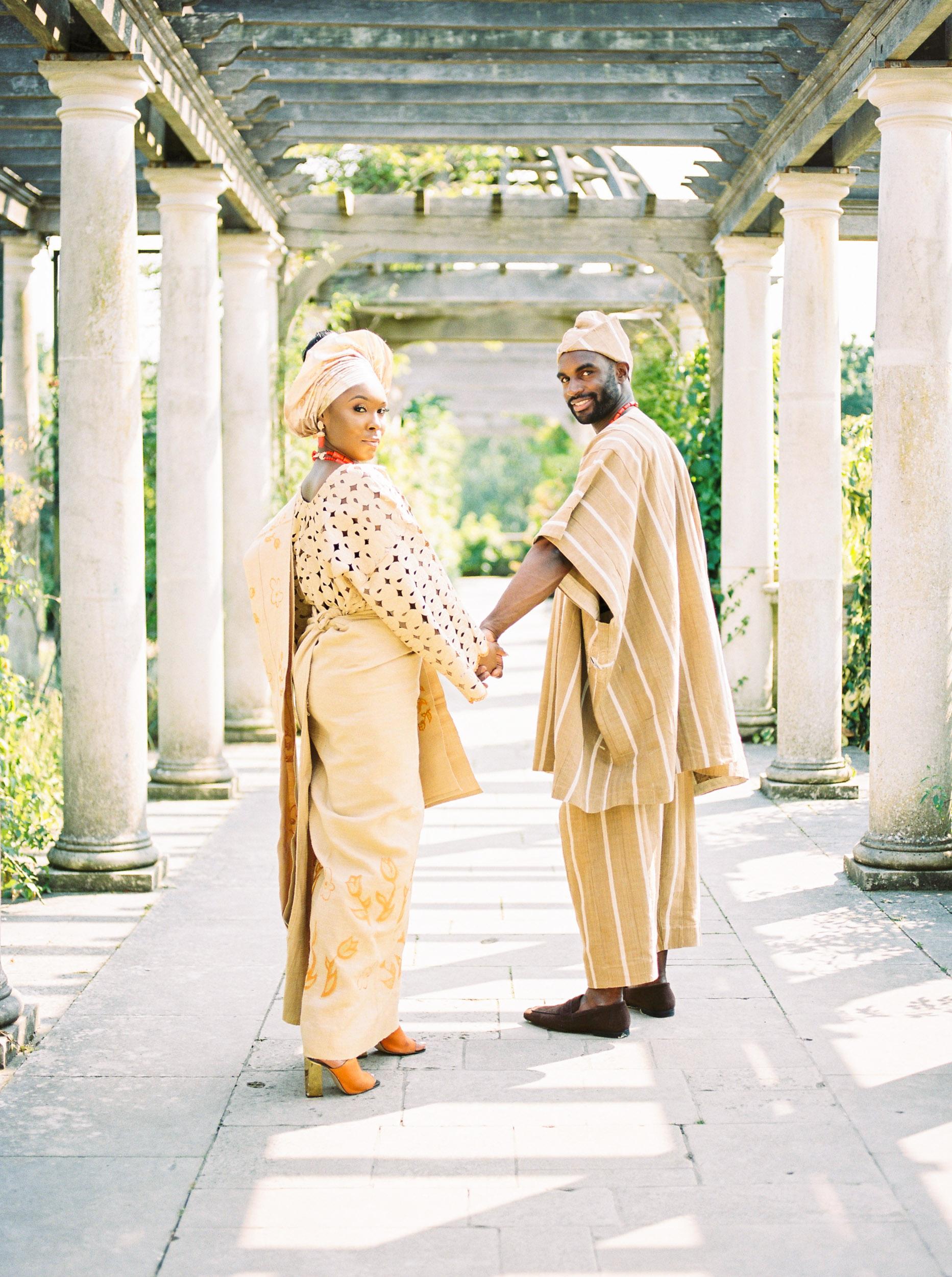 Amy O'Boyle Photography- Destination & UK Fine Art Film Wedding Photographer- The Pergola and Hill Garden Wedding-46.jpg