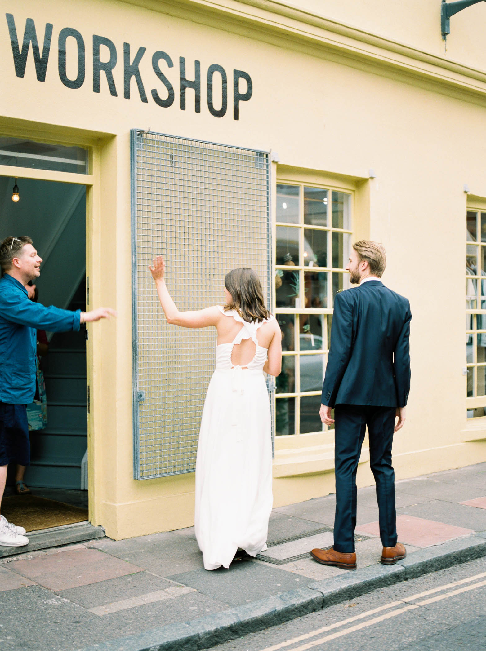 The Anna Edit Wedding Workshop Brighton