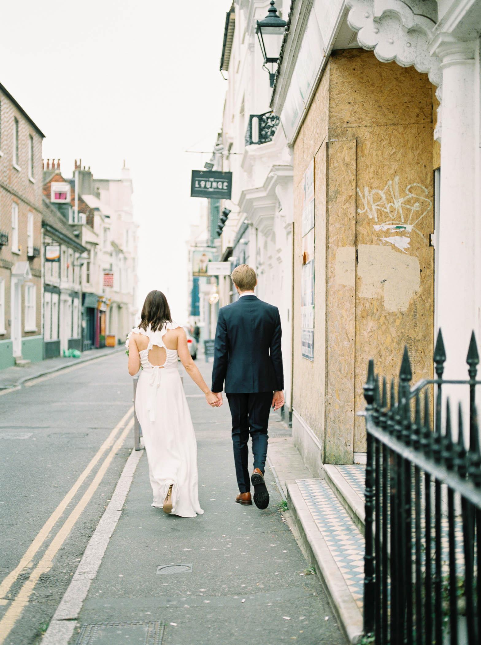 The Anna Edit Wedding- The Coal Shed Brighton Wedding- Amy O'Boyle Photography