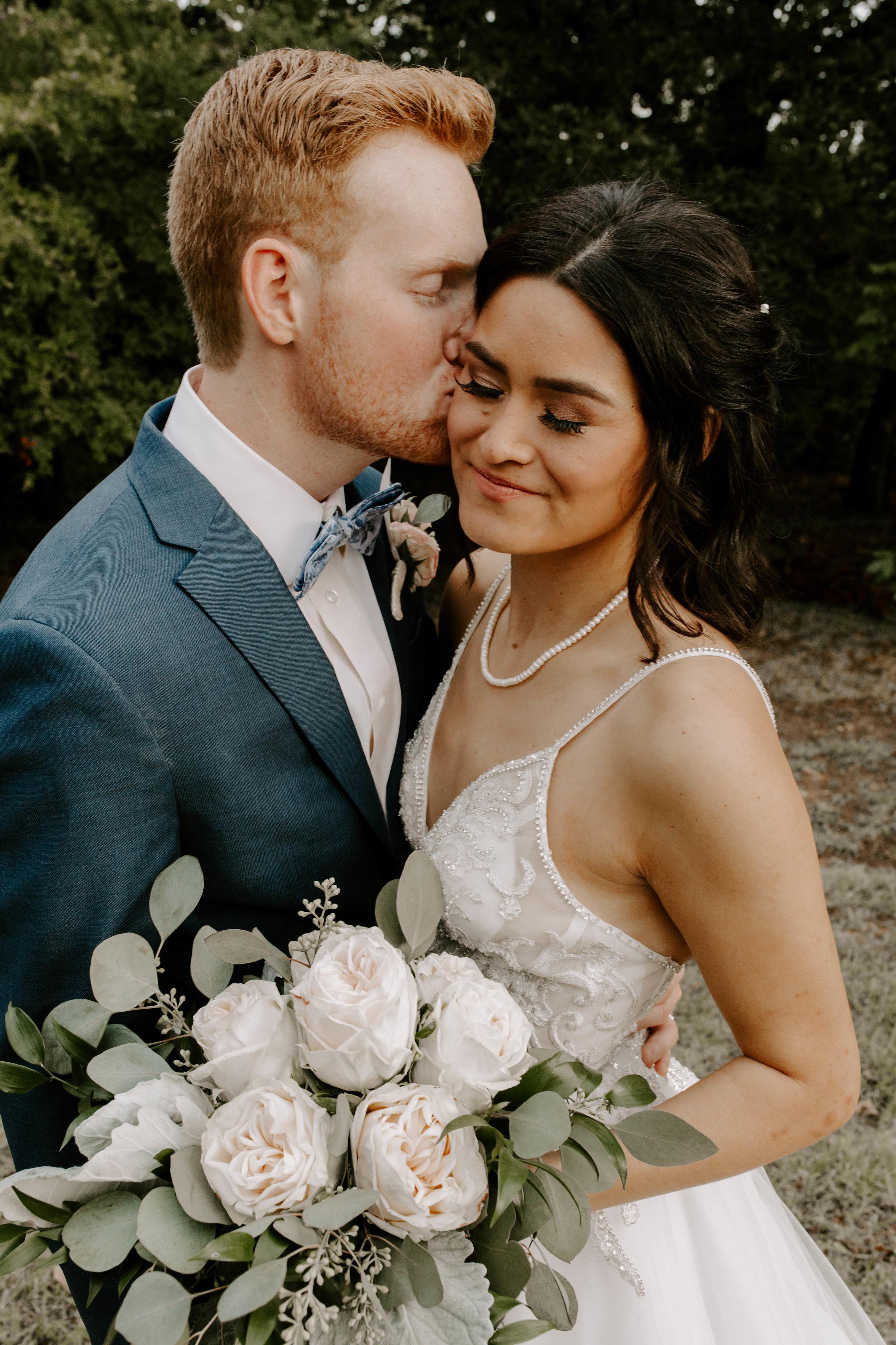 Joel + Jenelle Wedding
