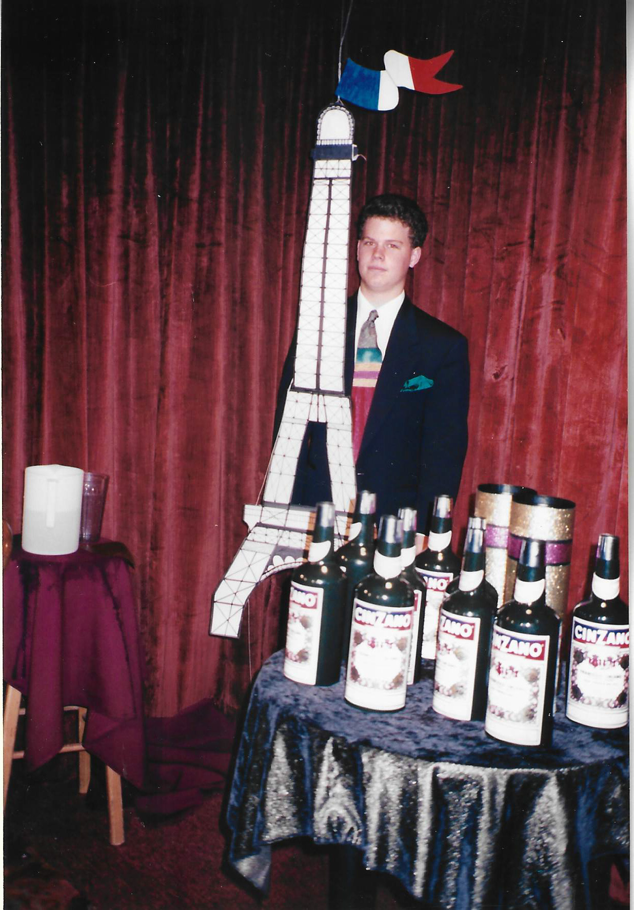 First Performance at the Magic Castle (1994)