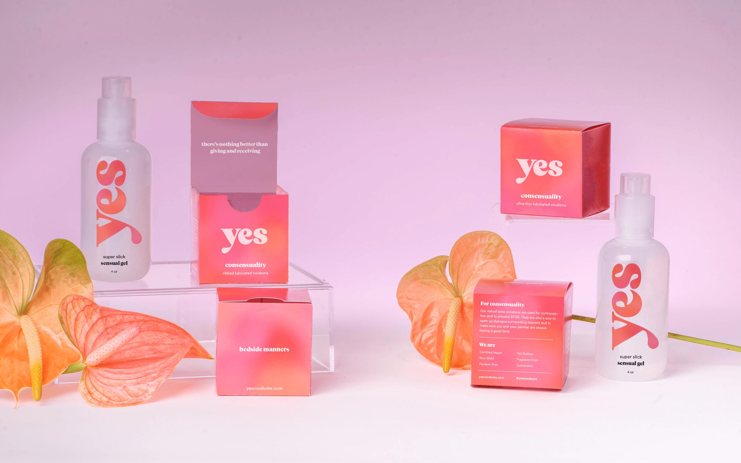 YES Condoms -