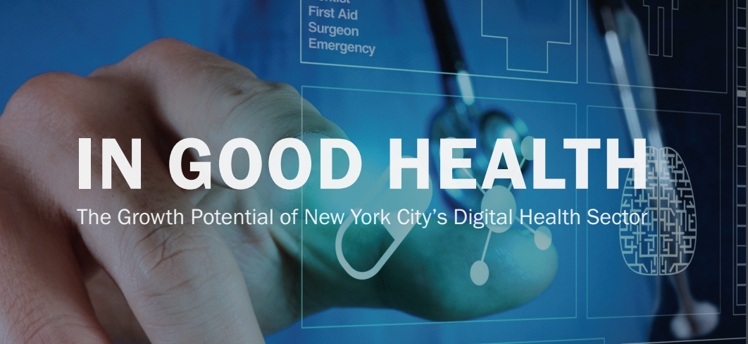 Read: Center for an Urban Future's report on health sector growth in NYC