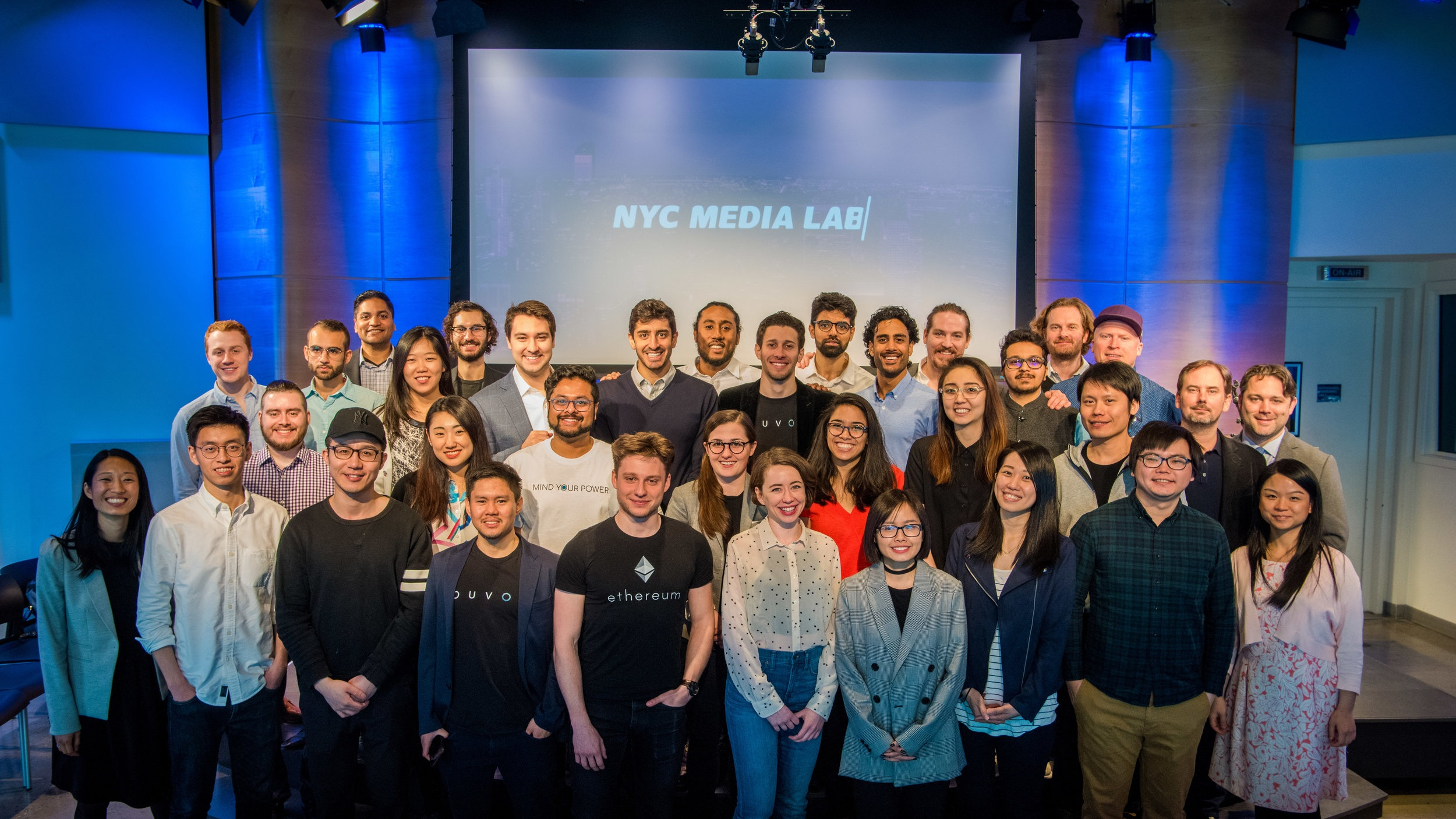 Grow the Community - Build a network of startup founders, corporate innovation executives, and faculty experts to support first-time entrepreneurs across our network of NYC universities.
