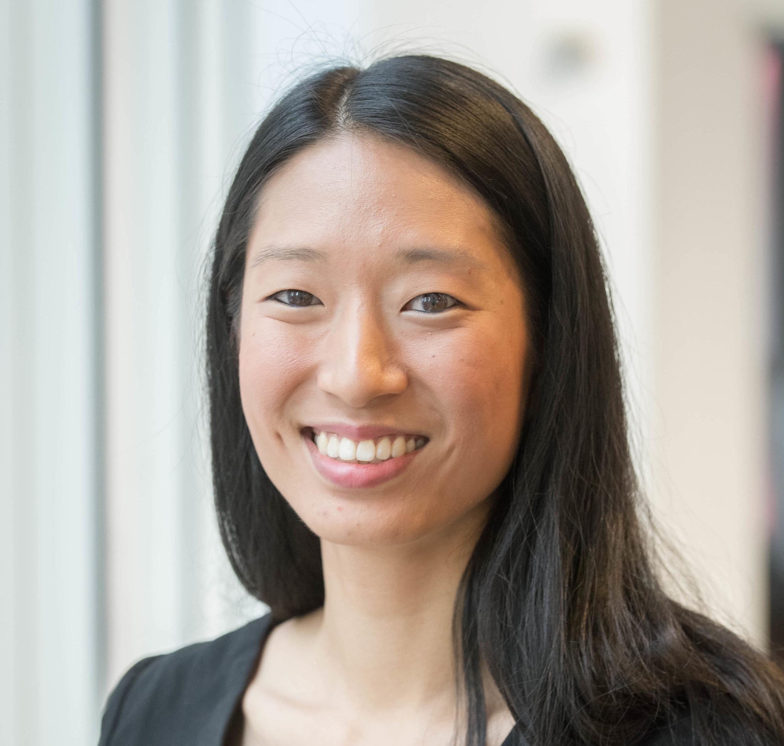 Amy Chen, Venture Associate, Amazon