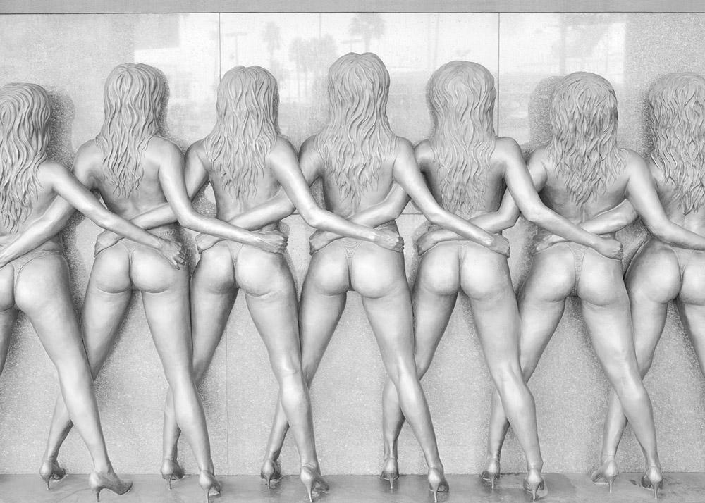 Chorus Line, Riviera Hotel, Las Vegas, NV, 2000