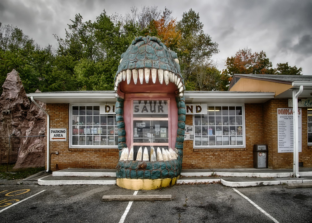 Dinosaurland, VA, 2013