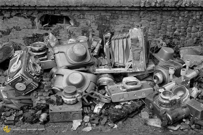 Burnt Cameras, 1990