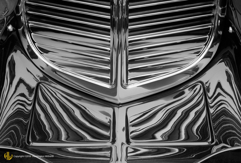 Grille Detail, 1933 Marmon, 2001