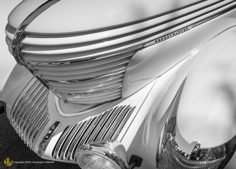 1938 Graham Model 97 Saoutchik Convertible, 2015